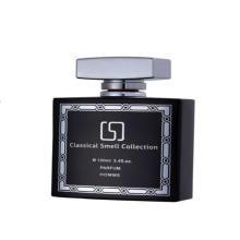 Parfum pour le meilleur amour de l'homme avec un cristal et une bonne qualité