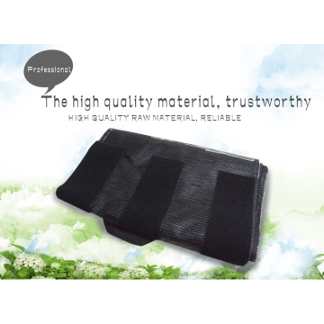 Black Mesh Reusable Wraps Reusable With Stretch Film