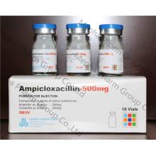Ampicloxaxilina para Injecção 500mg