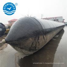 Airbag marin flottant à haute pression pour le lancement de bateau