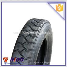 Meilleur prix pneu de moto chinois 5.00-12 Boîtier de pneu de moto