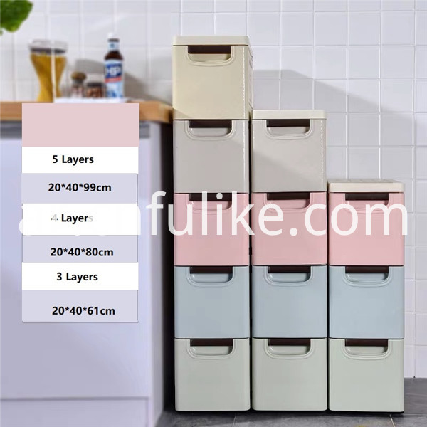 Thickened Multilayer Drawer