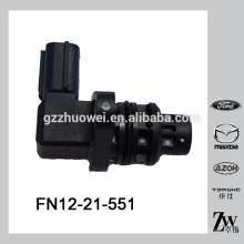 Genuino Sensor de Posición del Cigüeñal para Mazda 6 FN12-21-551