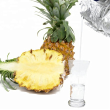 Deionized pineapple juice concentrate in brix:70+/-1% in drum packing