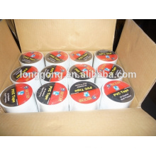 PVC-Gas-Rohr-Isolierband (Weich-Polyvinyl-Chorid (SPVC) und Gummi-Kleber)