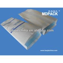 Высокое качество мешок упаковки, медицинских складчатые бумаги мешок, стерилизация Флексографские печатные мешок