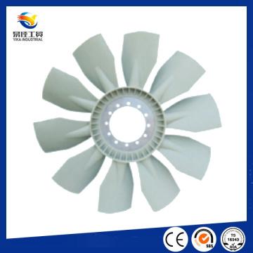 Sistema de enfriamiento de alta calidad del motor automático del coche de la lámina de ventilador de plástico