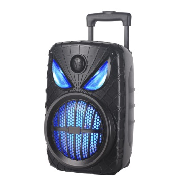 Personal Cool Sound Trolley Speaker RGB Lighting