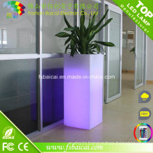 LED Flower Pot Professional Waterproof 16 Colors LED Flower Pot/Lled Flower Light for Party/Garden/Home Decoration