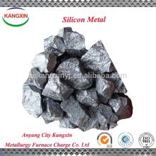 polvo de metal de silicio de china / silicio metal 553 441 con precio bajo