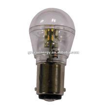 Luz da baioneta do diodo emissor de luz de SMD 10-30V BA15D, auto lâmpada do diodo emissor de luz