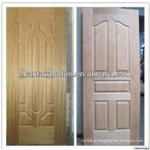 MDF / HDF VENEER DOOR SKIN para 720,820,990mm