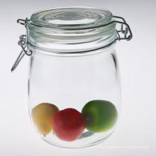 Airtight Candy Canister Glass Jar Factories