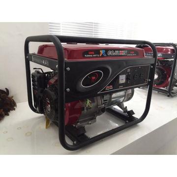 Generador de gasolina con inicio de llave o estrella de recocido