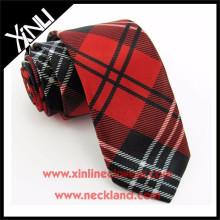 Uniforme da escola do costume do poliéster formal gravata