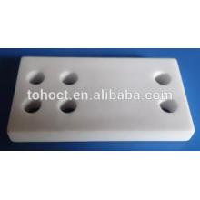 Placas de cerámica electrónicas con agujero