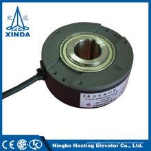 Encoder de eixo dual de reserva magnético