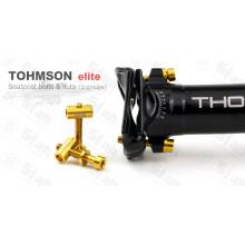 9 pcs Boulons en titane pour tige Thomson / poteau Thomson / pince psot de siège Thomson