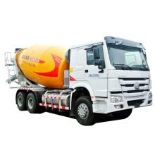 Sinotruk HOWO A7 8 cubic meters concrete mixer truck