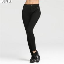 Modelos de Otoño Leggings Mujer Sexy Thin Black Stretch Lápiz Pantalones Pantalones