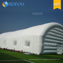 Décoration de mariage Grande tente d'ombre Inflatable Transparent Clear Bubble Camping Dome Tents