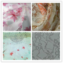 Polyester Chiffon with Printed Finish