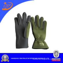 Cómodo guantes de pesca de neopreno (67844)