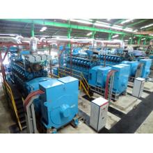MW Power Plant Diesel Heavy Duty Diesel Generator