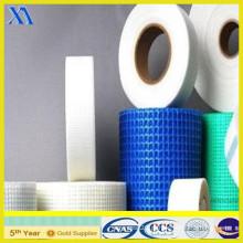 Malha de fibra de vidro 4 * 4 mm, 4 * 5 mm, 5 * 5 mm (XA-FM007)