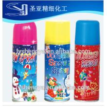 Spray de neve de festa para casamento e decoração de Natal