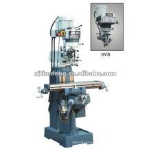 Máquina de fresar ZHAO SHAN TF0VS máquina-ferramenta de preço barato