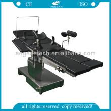 AG-Ot010A a avancé l'OIN ajustée électrique d'hôpital et la CE Table d'Ot