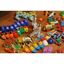 Kids' Toys use odors eliminator