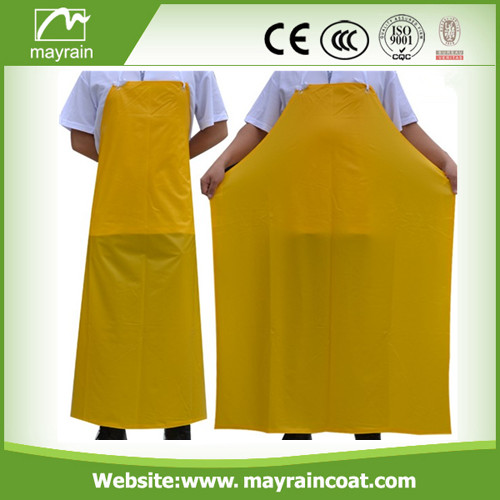 Bright Color PVC Apron