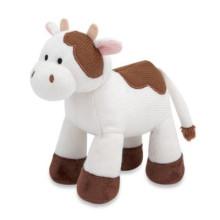 Weiche benutzerdefinierte Plüsch Spielzeug Weihnachten Kuh Custom Plüschtiere