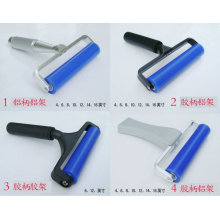 cleanroom silicone tacky roller