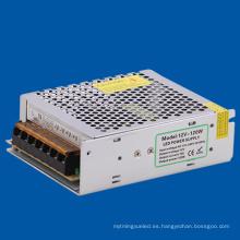 120W alta eficiencia LED controlador DC12V fuente de alimentación de conmutación