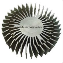 Disipador térmico para motor de motor utilizado