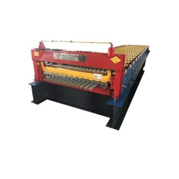 Rolling Cold Glazed Roll Forming Machine