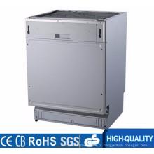 Totalmente integrado construído na máquina de lavar louça com indicador LED / display LED
