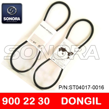 DONGIL DRIVE BELT V BELT 900 x 22 x 30 SCOOTER MOTORCYCLE V BELT CALIDAD ORIGINAL