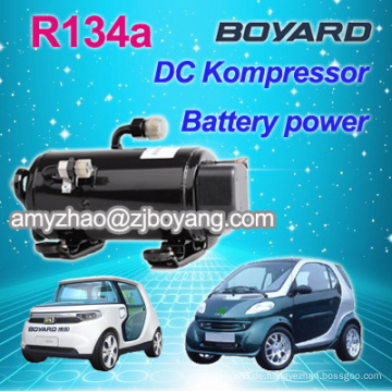 Boyard 24Volt elektrische Autoklimaanlage EV Aircon Kompressor für Selbstacteile für LKW-Lagerschwellenkabinettkühlung von speziellem v
