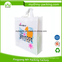 Promotional Easy Shopping BOPP Laminated Nonwoven Cloth Bag