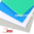 Цветные листы из HDPE