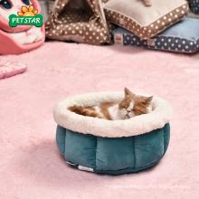High Quality Popular Pet Bed Cat Dog House Felt Pet Bed