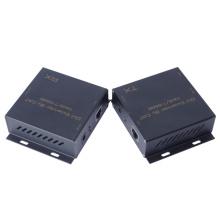 50m por único Cat5e / 6 DVI Extensor 1080P