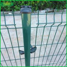 Fabricant ISO9001 Clôture en mousse métallisée revêtue de PVC