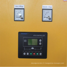Commutateur de transfert automatique 1600A ATS pour groupe électrogène diesel