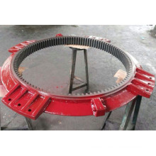 Split Slewing Bearing/Slewing Gear for Water Processing