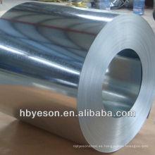 Bobina de acero galvanizado 60g 80g 100g 120g